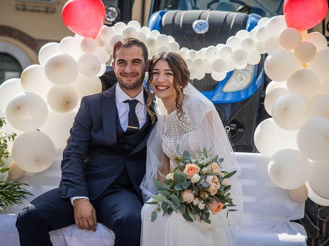 Il matrimonio di Davide e Ilaria a Ghedi, Brescia 49