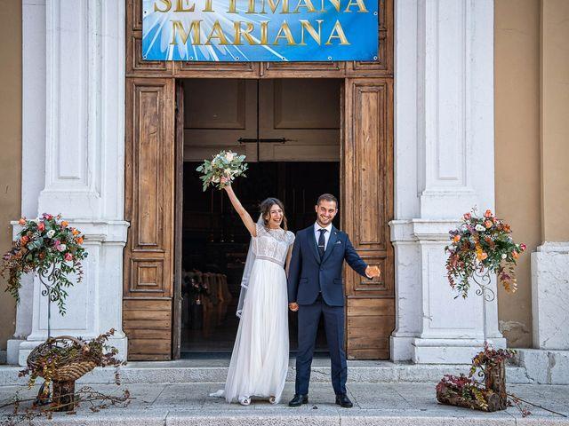Il matrimonio di Davide e Ilaria a Ghedi, Brescia 51