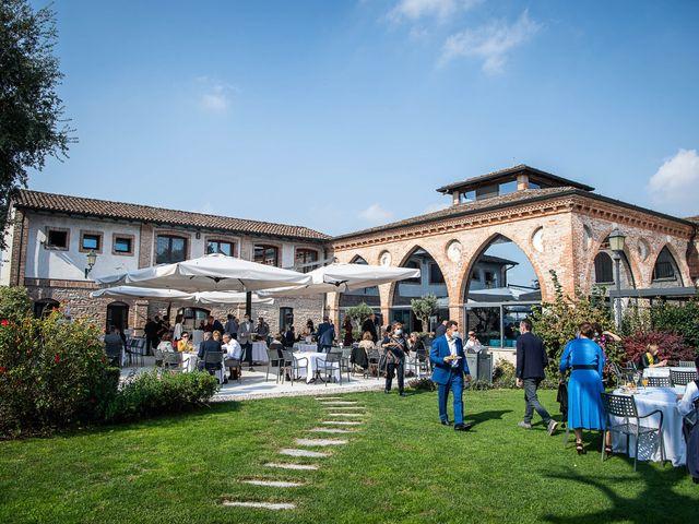 Il matrimonio di Davide e Ilaria a Ghedi, Brescia 54