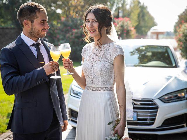Il matrimonio di Davide e Ilaria a Ghedi, Brescia 55