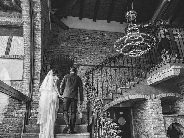Il matrimonio di Davide e Ilaria a Ghedi, Brescia 61