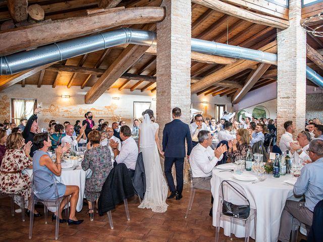 Il matrimonio di Davide e Ilaria a Ghedi, Brescia 62