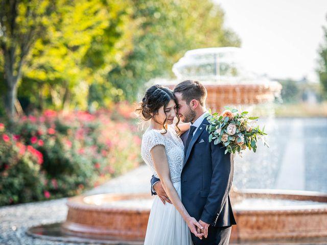 Il matrimonio di Davide e Ilaria a Ghedi, Brescia 64