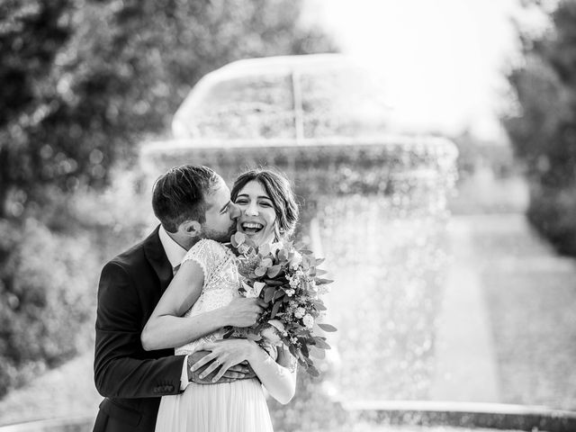 Il matrimonio di Davide e Ilaria a Ghedi, Brescia 65