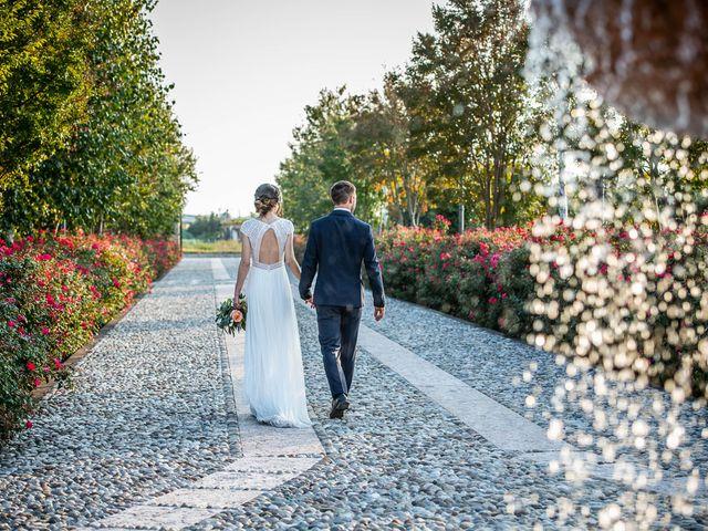 Il matrimonio di Davide e Ilaria a Ghedi, Brescia 67