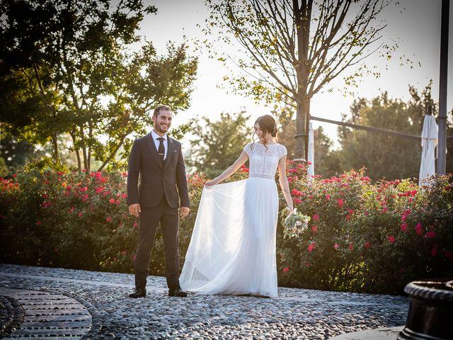 Il matrimonio di Davide e Ilaria a Ghedi, Brescia 68