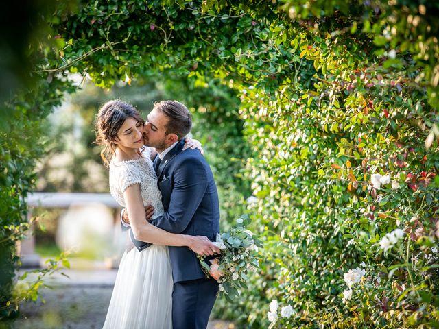 Il matrimonio di Davide e Ilaria a Ghedi, Brescia 73