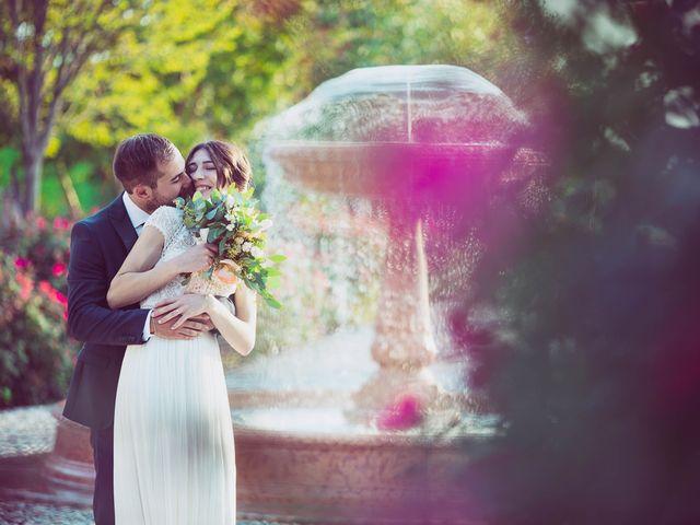 Il matrimonio di Davide e Ilaria a Ghedi, Brescia 74