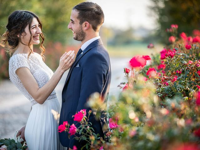 Il matrimonio di Davide e Ilaria a Ghedi, Brescia 75