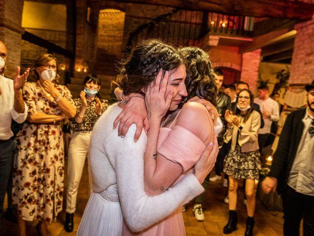 Il matrimonio di Davide e Ilaria a Ghedi, Brescia 81