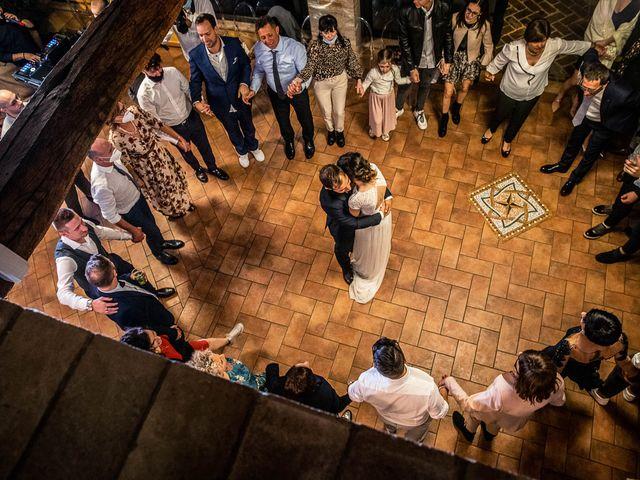 Il matrimonio di Davide e Ilaria a Ghedi, Brescia 82