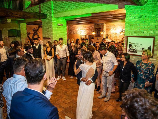 Il matrimonio di Davide e Ilaria a Ghedi, Brescia 83