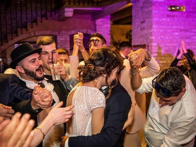 Il matrimonio di Davide e Ilaria a Ghedi, Brescia 84