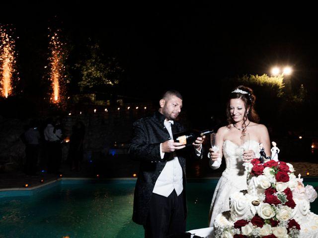 Le nozze di Nichole e Salvatore