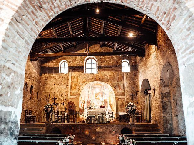 Il matrimonio di Luigi e Martina a Bracciano, Roma 4