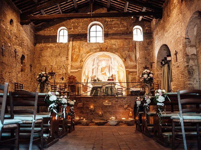 Il matrimonio di Luigi e Martina a Bracciano, Roma 5