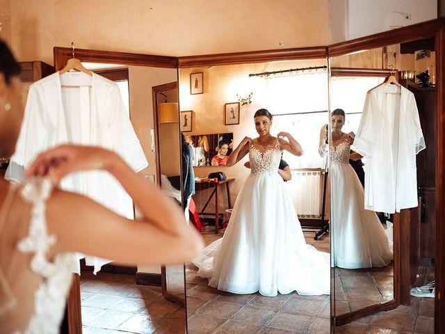 Il matrimonio di Luigi e Martina a Bracciano, Roma 17