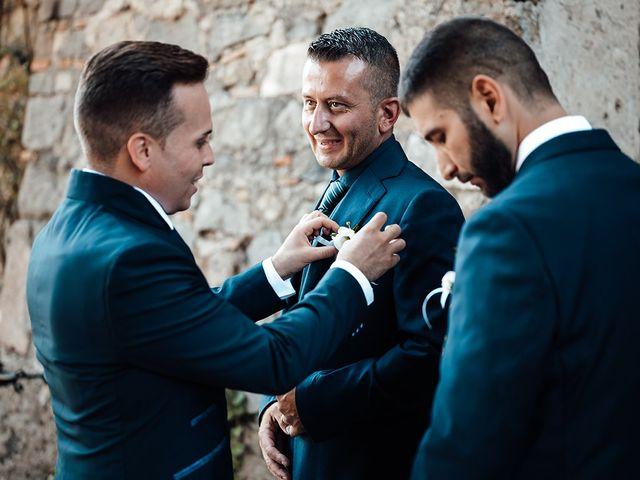 Il matrimonio di Luigi e Martina a Bracciano, Roma 20