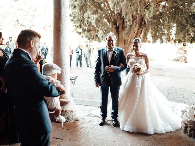 Il matrimonio di Luigi e Martina a Bracciano, Roma 28