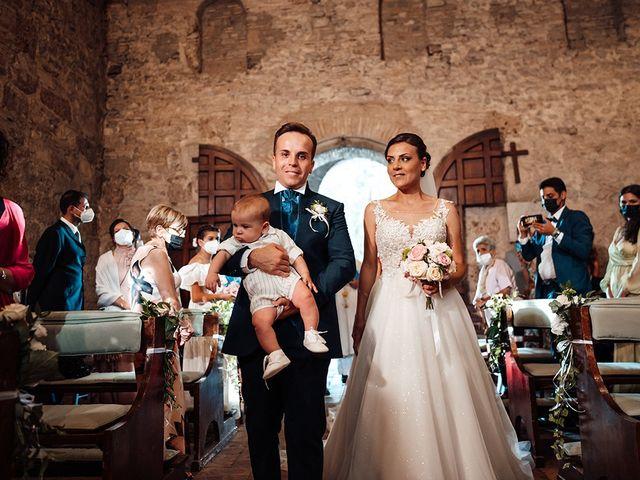 Il matrimonio di Luigi e Martina a Bracciano, Roma 29