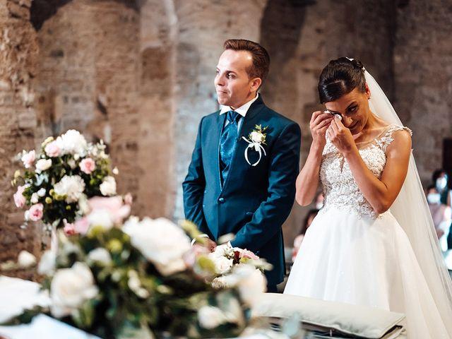 Il matrimonio di Luigi e Martina a Bracciano, Roma 30