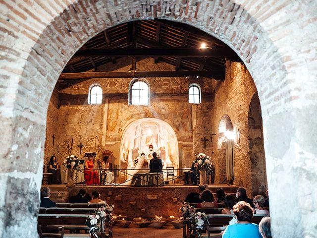 Il matrimonio di Luigi e Martina a Bracciano, Roma 31