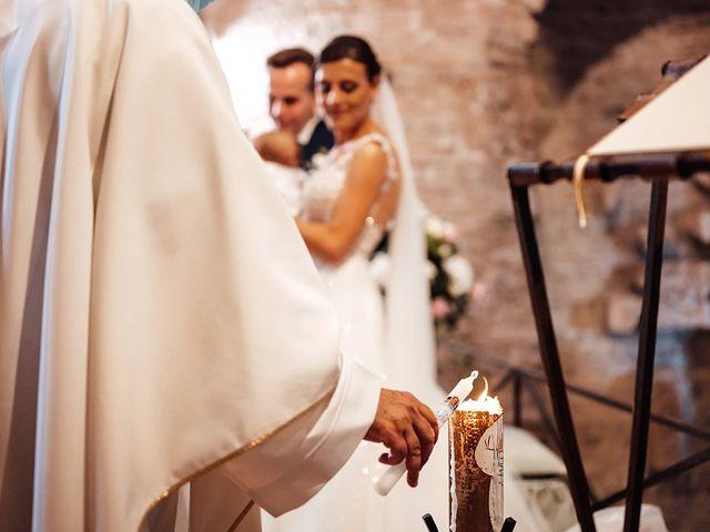 Il matrimonio di Luigi e Martina a Bracciano, Roma 32