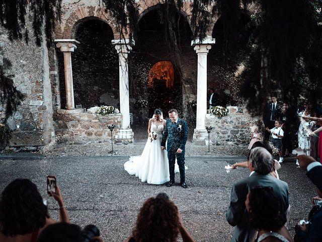 Il matrimonio di Luigi e Martina a Bracciano, Roma 35