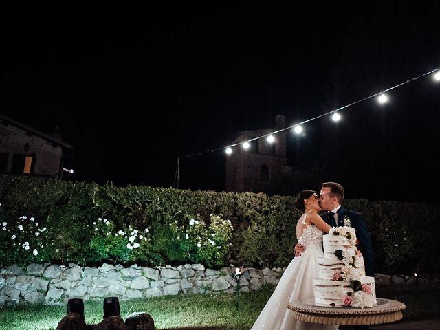 Il matrimonio di Luigi e Martina a Bracciano, Roma 57
