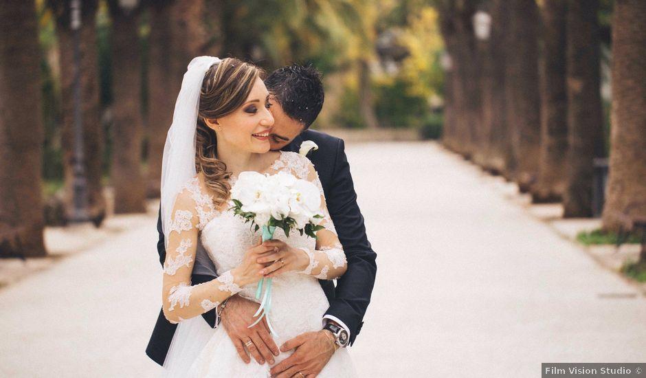 Il matrimonio di Mario e Adriana a Ragusa, Ragusa