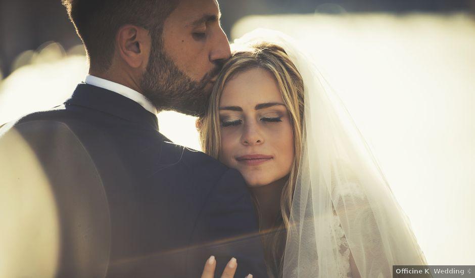 Il matrimonio di Matteo e Marialaura a Roma, Roma