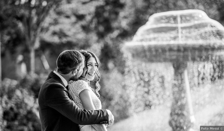 Il matrimonio di Davide e Ilaria a Ghedi, Brescia