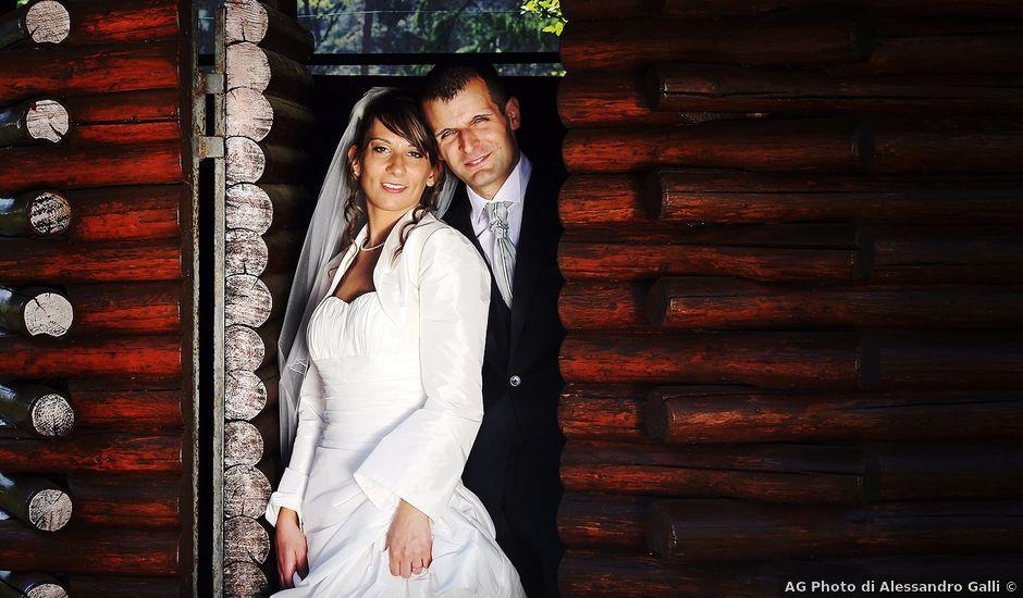 Il matrimonio di Simone e Erica a Varese, Varese