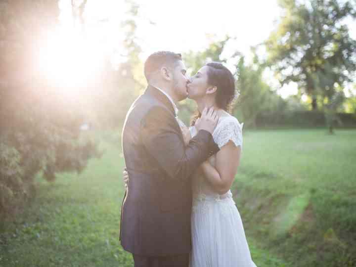 le nozze di Elena e Pasquale