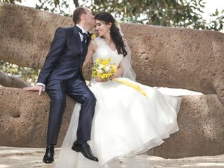 Le nozze di Noemi e Mario