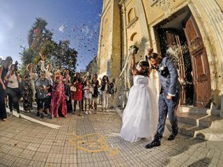 Le nozze di Manuela e Nicholas