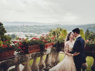 Le nozze di Vera e Mattia