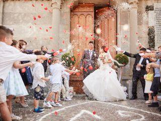 Le nozze di Viviana e Giacomo
