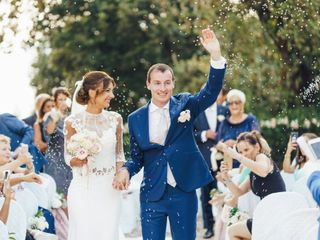 Le nozze di Natalia e Guido