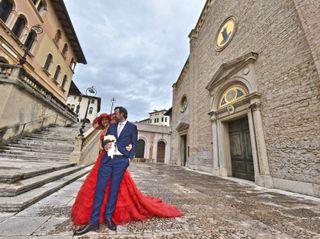 Le nozze di Adriana e Giulio 1