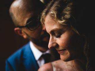 Le nozze di Sophia e Matthew