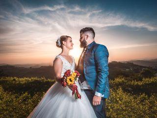 Le nozze di Francesca e Damiano