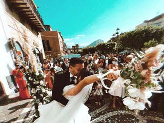 Le nozze di Kimberley  e Orazio  1