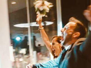 Le nozze di Kimberley  e Orazio  2