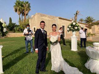 Le nozze di Dario e Giuliana