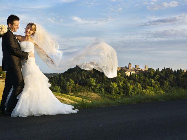 le nozze di Mariya e Nicola