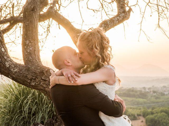 Le nozze di Kateryna e Enrico