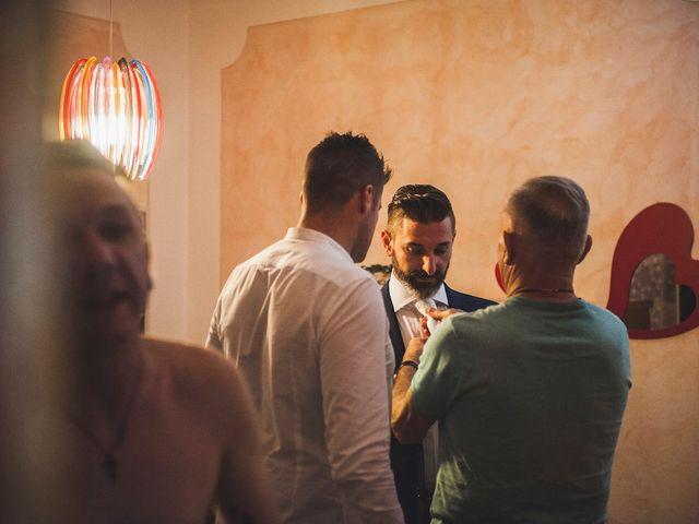 Il matrimonio di Angelo e Michela a Rezzato, Brescia 14