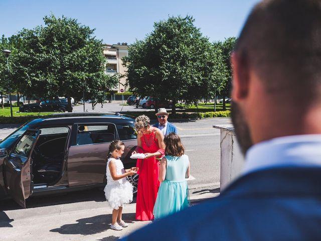 Il matrimonio di Angelo e Michela a Rezzato, Brescia 35