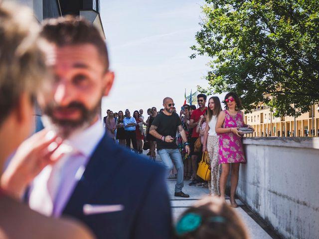 Il matrimonio di Angelo e Michela a Rezzato, Brescia 36